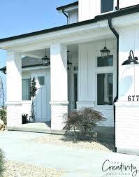 modern farmhouse outside lights exterior lighting porch white ext farmhse tdoor barn fixtures urban vintage sconce