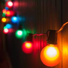 patio lights string string lights backyard string lights for patio home depot