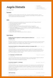 Test Engineer Resume Objective 9 10 Qa Engineer Resume Example Juliasrestaurantnj Com