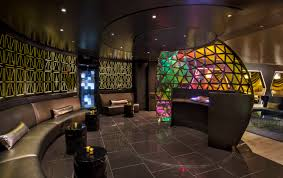 The Living Room Bar Why You Need To See The W Times Square 10 Million Renovation
