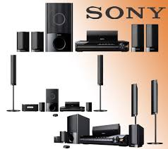 sony home theater system.
