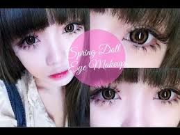 everyday dolly makeup you tutorial spring doll eye