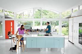 Mid Century Modern Kitchen Design   TjiHome