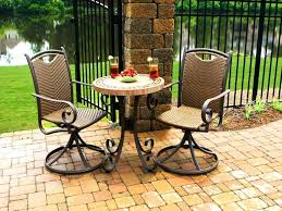 patio ideas small patio bistro table set full size of patio outstanding outdoor table and