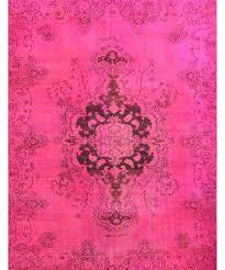 diy overdyed rug over dyed vintage rug od 018 design 100 size 7 4