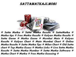 Mumbai Game Chart Now Play Online Satta Matka Games Sattamatkaji By