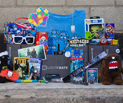 loot crate s gift guide six month subscription