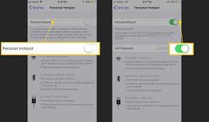 Ipad Faq Can My Ipad Use My Iphones Data Connection