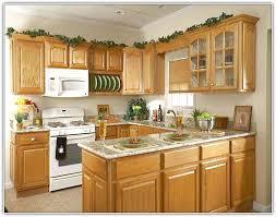 kitchen ideas with honey oak cabinets home design ideas