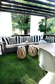 artificial grass outdoor rug adding artificial grass to the deck indoor outdoor green artificial grass turf