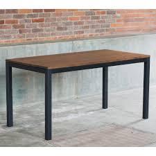 elan furniture loft dining table  size  x  x