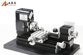 24w all metal mini lathe used 20 000rmin 24w motor best gift for