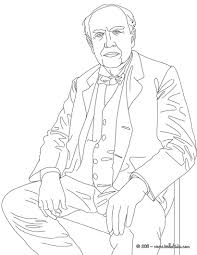 Small Picture Thomas edison coloring pages Hellokidscom