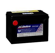 Battery Acdelco Advantage 78a