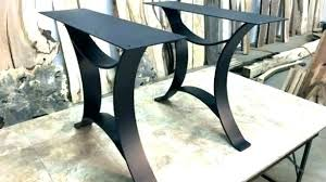 round wood dining table with metal legs round dining table metal base metal end table base