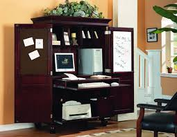 home office desk armoire. armoire office desk home viverati.com