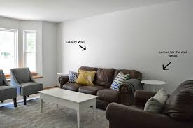 how to decorate big empty wall gallery home wall decoration ideas in large blank wall in
