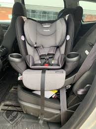 Car seat confidence as baby grows from infant to toddler, what they need from their car seat will change. Evenflo Revolve360 Review Car Seats For The Littles