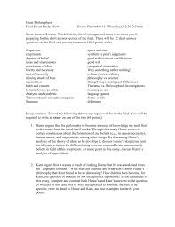 great philosophers final exam study sheet exam