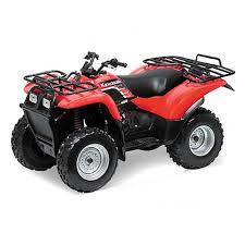Игрушка <b>WELLY</b> 2652 <b>Модель квадроцикла</b> Kawasaki красный ...