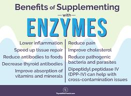 Using Enzymes To Overcome Hashimotos Dr Izabella Wentz