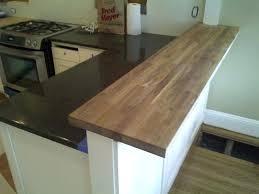 butcher block bar top with laminate counter kitchen width kolada co throughout idea