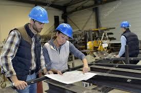 Industrial Engineers Treffen Stockfoto Goodluz 67893187