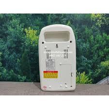 GIẢM GIÁ - Đèn pin sạc khẩn cấp KENTOM 2300PL - hình thật - Đèn pin
