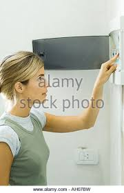 fuse box stock photos fuse box stock images alamy w pushing lever in fuse box stock image