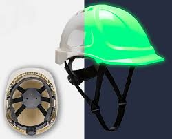 <b>Endurance</b> Glowtex Safety Helmet - PG54 - redoakdirect.com