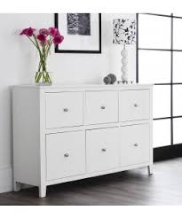 assembled chest of drawers. Exellent Assembled Brooklyn WHITE Large Chest  Dresser With 6 Drawers ASSEMBLED With Assembled Of Drawers