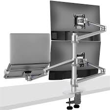 ThingyClub Height Adjustable 3 in 1 Laptop Monitor Stand Compatible wi -  Thingy Club
