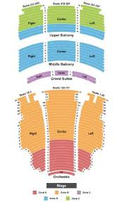 Seating Chart Hippodrome Baltimore Md Hippodrome Theatre At The France Merrick Pac Tickets And