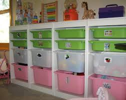 toy storage bins ikea trofast bin organizer diy