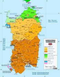 Cartina Sardegna Con Comuni Sittingonanatomicbomb