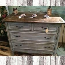 antique distressed furniture. Elegant Gray Distressed Dresser Vintage Wood Grey Antique Furniture