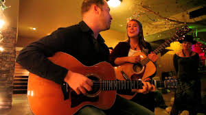 Somebody That I Used To Know - Aaron Howard and Ava Swanson - YouTube