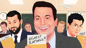 Fallon Leads Late Night Overall But Colbert Kimmel Fight