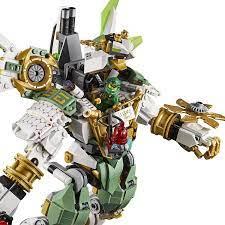 Lego Ninjago 70676 Lloyds Titan-Mech, Bauset: Amazon.de: Spielzeug