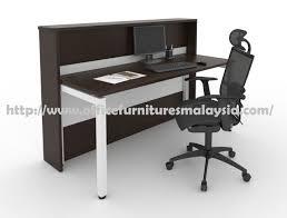 office counter desk. office design reception counter desk table shah alam kuala lumpur ampang damansara f