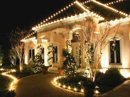 outside christmas lighting ideas. Decoration Christmas Light Ideas Outdoor Cheap Landscaping For Front Yard With Best Decorating Picture Find Out Special Outside Lighting O