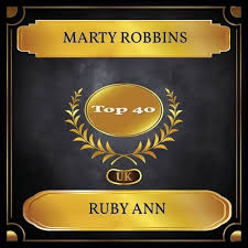 Kkbox Chart Marty Robbins Ruby Ann Uk Chart Top 40 No 24 Kkbox
