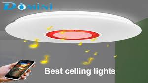 best ceiling lights app led dia aluminum acryl remote control with ceiling light with remote control
