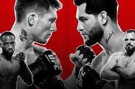 UFC Fight Night   Till vs Masvidal