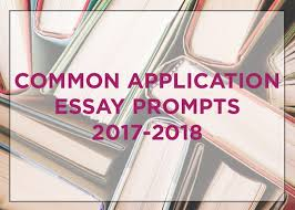 common application essay prompts admitsee the changes are not drastic but there are a few that you should be aware of if you re applying this fall