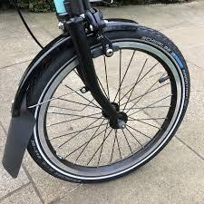 Schwalbe Marathon 16 X 1 35 Brompton Tyre