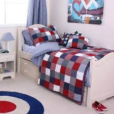 Boys Patchwork Quilts – co-nnect.me & Quilts For Sale Walmart Quilts By Megan Farkas Quilts Of Valor Boys Navy  And Red Patchwork ... Adamdwight.com