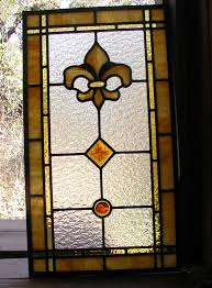 leaded stained glass fleur de fleur de lis leaded glass bathroom windows leaded stained glass fleur de fleur de lis leaded glass