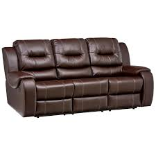 reclining sofas. Beautiful Reclining Cambridge Clark Umber Double Reclining Sofa On Sofas O