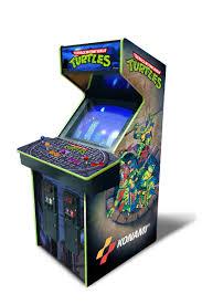 Ninja Turtles Arcade Cabinet Tmnt 4 Player Konami Cab Project